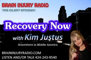 "Terry Smith on the Kim Justus Radio show ""Recovery Now"""